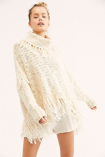 60680d8b75609 Oversized Sweaters, Turtleneck Sweaters + More | Free People