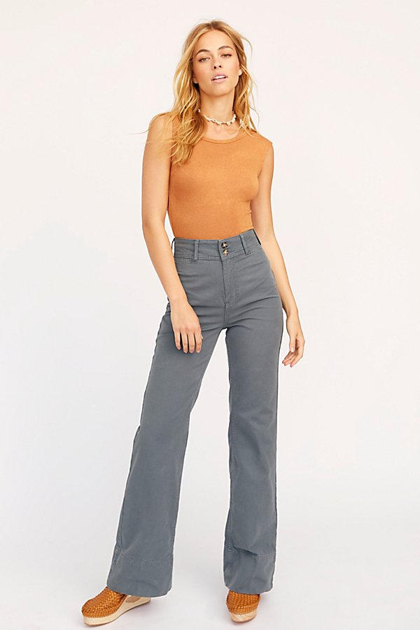 Slide View 1: Hattie Flare Trousers