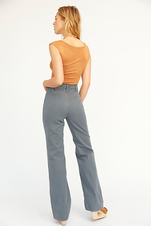 Slide View 2: Hattie Flare Trousers