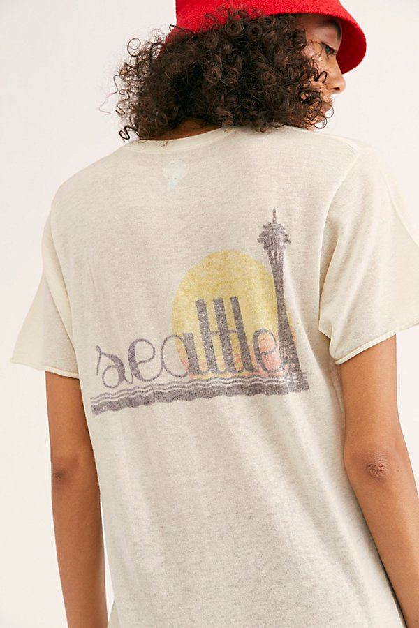 Slide View 1: Cashmere Seattle Tee