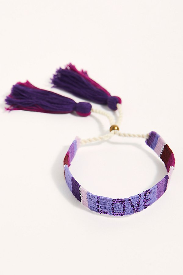 Slide View 2: Love Bracelets