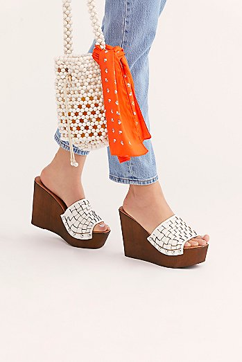 Cassie Platform Wedge