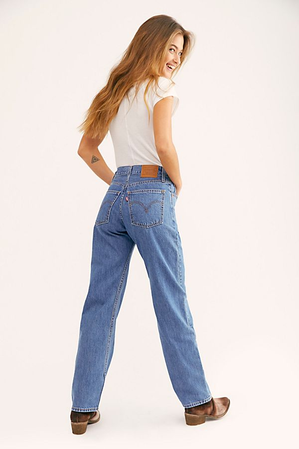 Dad Jeans Blue   Levi's® FR