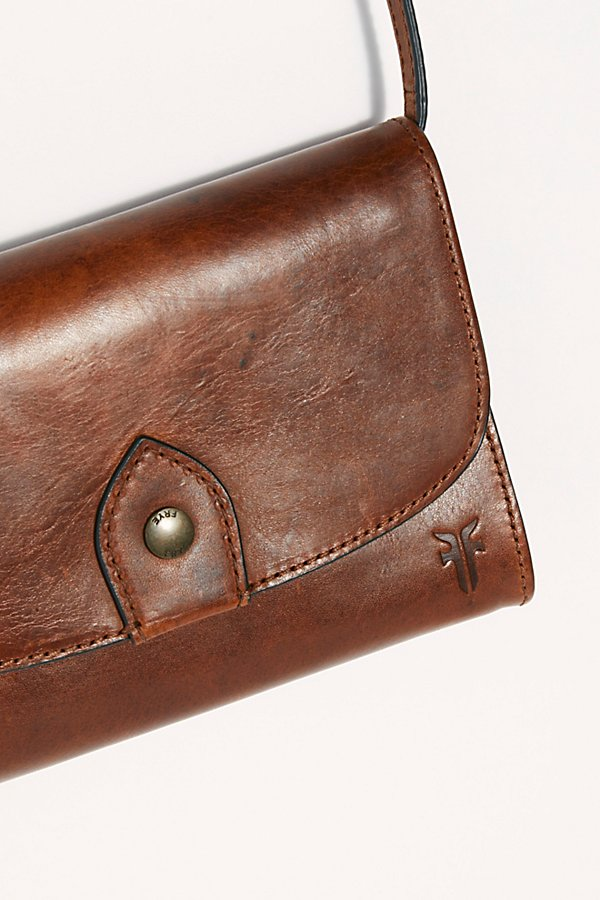 Slide View 3: Frye Melissa Wallet Crossbody