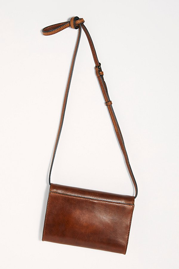 Slide View 4: Frye Melissa Wallet Crossbody