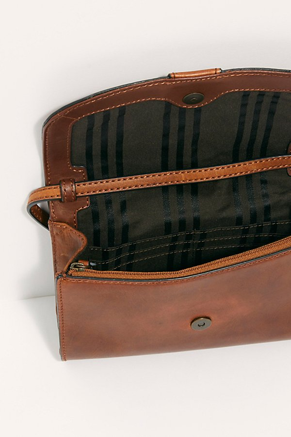 Slide View 5: Frye Melissa Wallet Crossbody