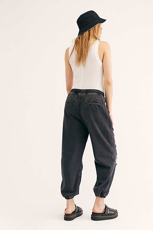 Slide View 2: Sloane Destructed Joggers