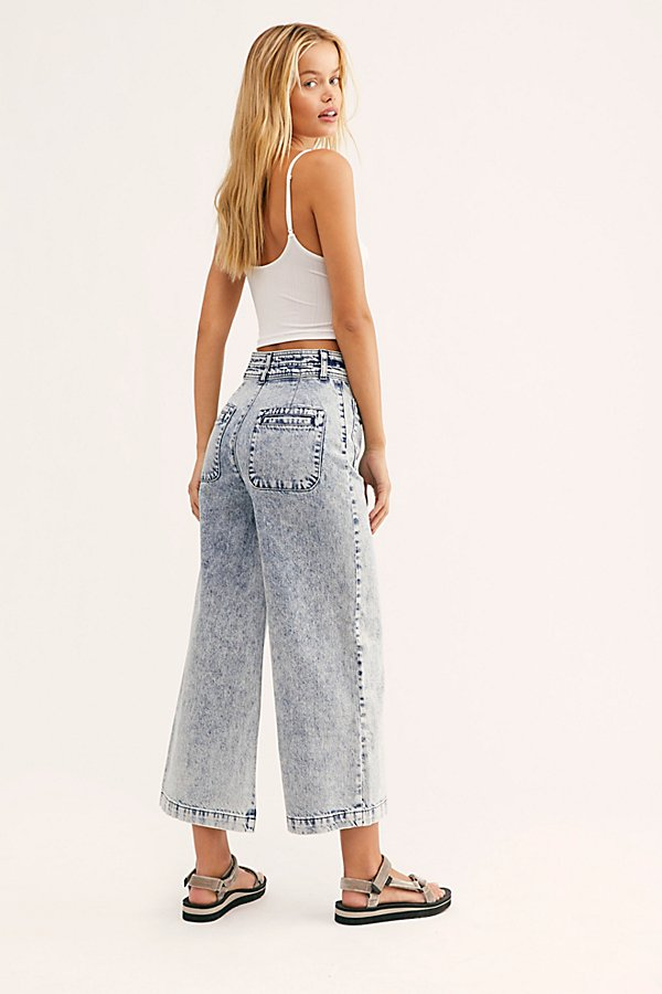 Slide View 2: Colette Wide-Leg Jeans