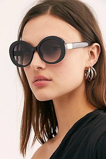 Wonderland Round Sunglasses