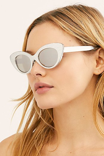 Intergalactic Cat Eye Sunglasses