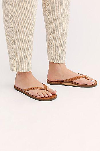 834e6897a509 Rainbow Fringe Sandals   Leather Sandals