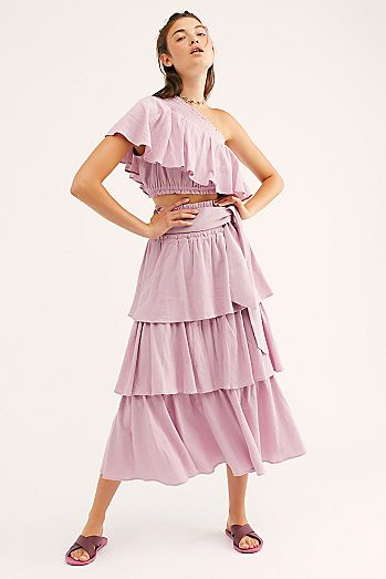 2ef899b0f964 Crop Top and Skirt Sets & More | Free People