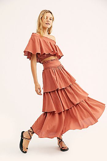 302c8ef092 Crop Top and Skirt Sets & More | Free People