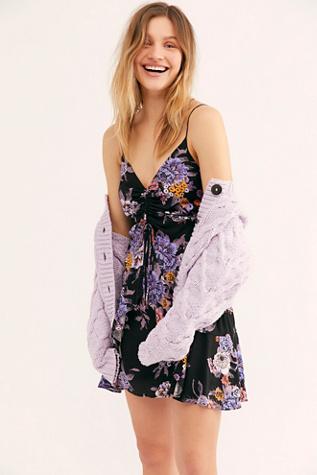 2d462fd1e95d Happy Heart Mini Dress | Free People