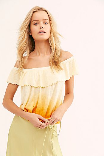 04b82ec8167 Off The Shoulder Tops & Cold Shoulder Tops | Free People
