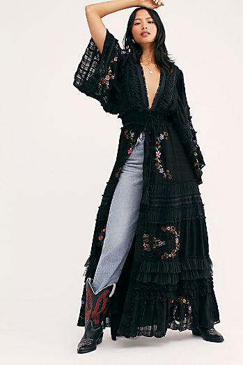 422db5e3aa56b Women's Kimonos, Ponchos & Cardigans | Free People