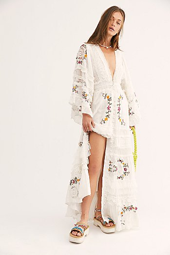 Charm Your Way Duster
