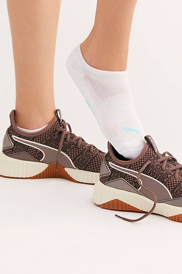Slide View 1: Puma Ankle Sock 6-Pack