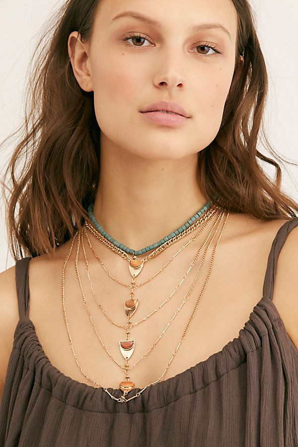 North Port Necklace by Free People