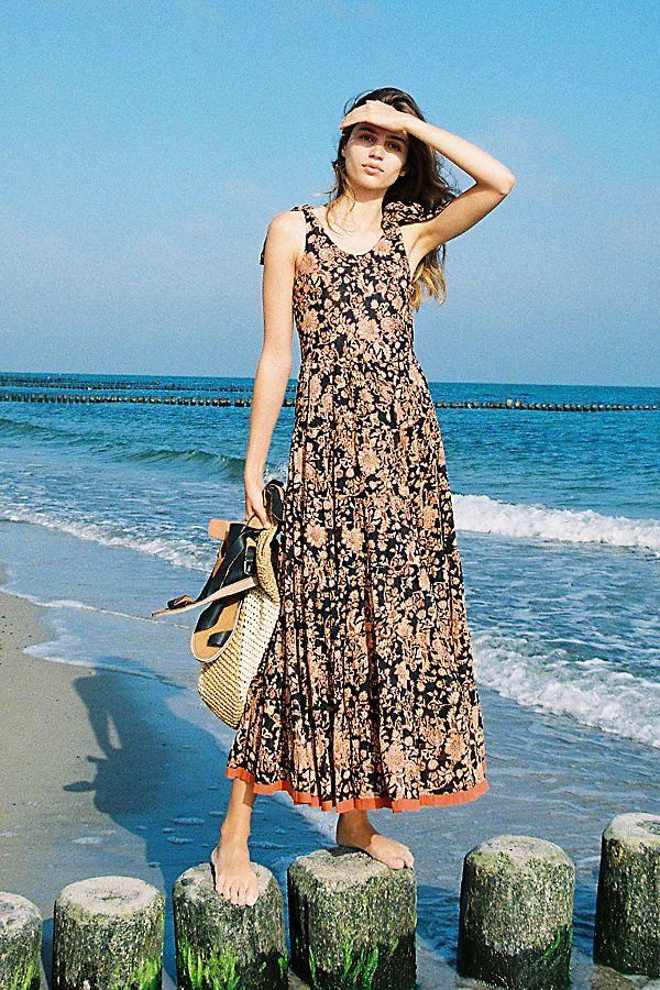 2a77982b28f3c Kika's Printed Midi Dress