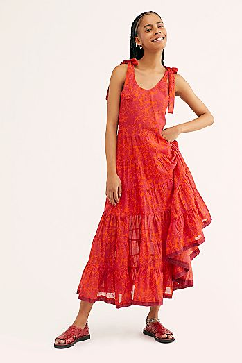 eb7604b86ed2 Kika s Printed Midi Dress