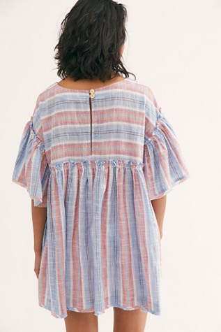 Summer Nights Striped Top by Free People