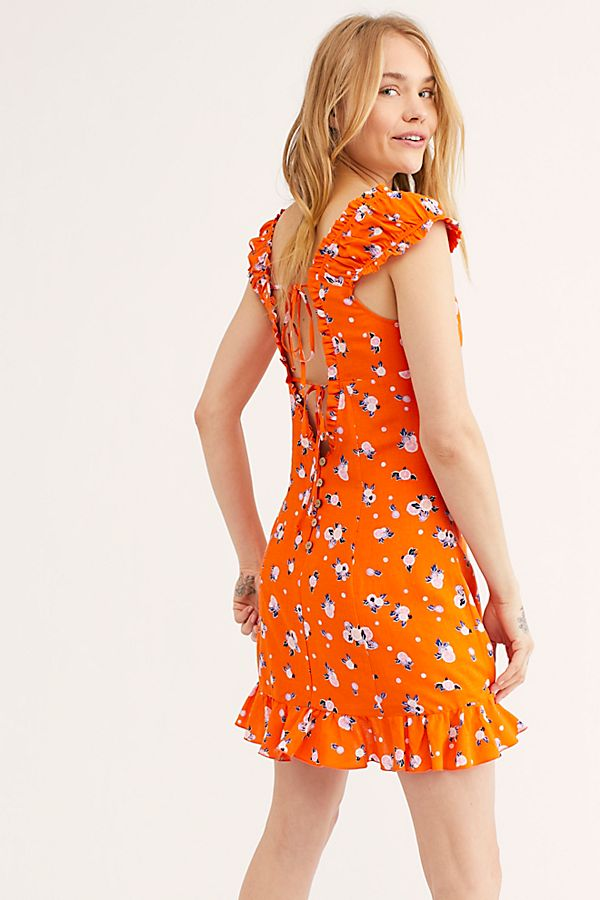 c5cde9d6e94ad Like A Lady Printed Mini Dress
