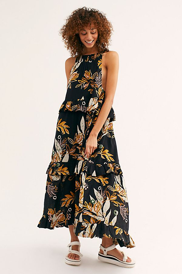 9915d39bfc4 Slide View 1  Anita Printed Maxi Dress