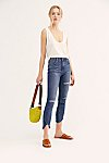 Thumbnail View 1: Sunny Mid-Rise Skinny Jeans