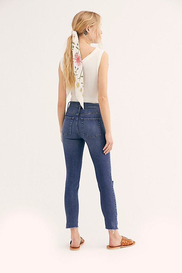 Slide View 2: Sunny Mid-Rise Skinny Jeans