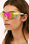 Thumbnail View 1: Alessandra Cosmic Shield Sunglasses