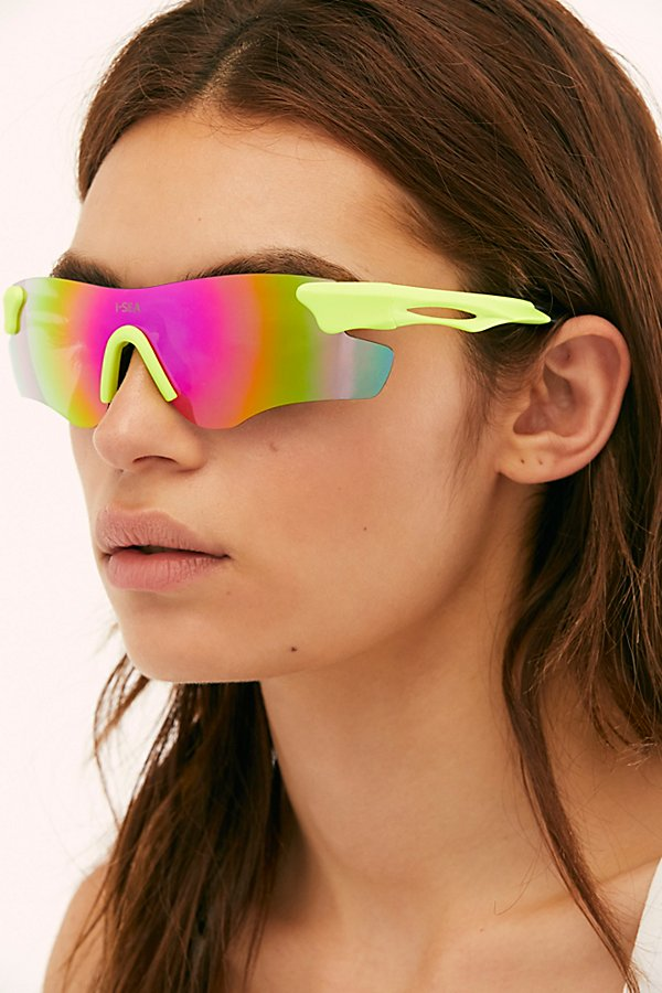 Slide View 1: Alessandra Cosmic Shield Sunglasses