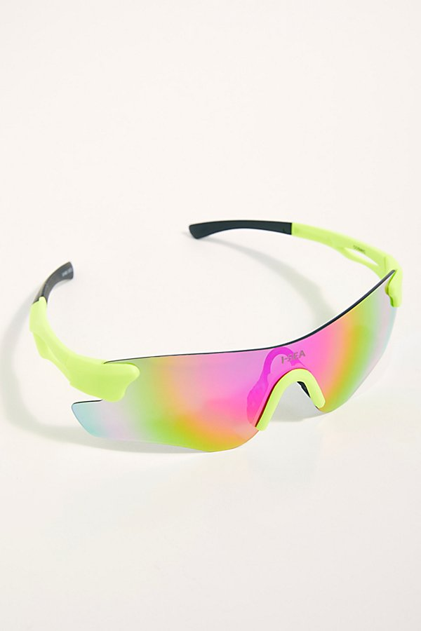 Slide View 2: Alessandra Cosmic Shield Sunglasses