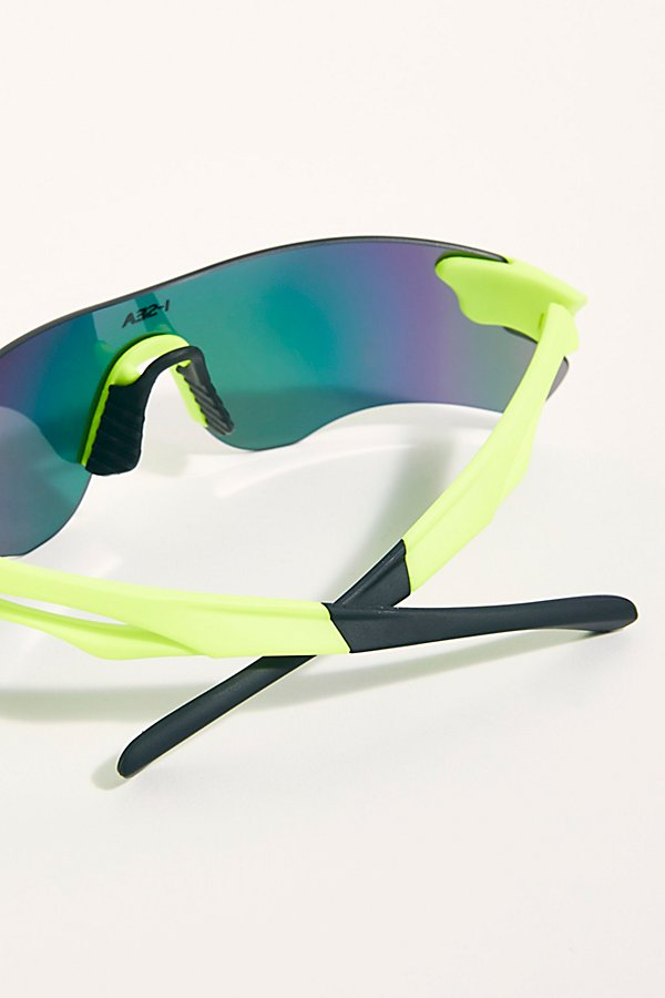 Slide View 4: Alessandra Cosmic Shield Sunglasses