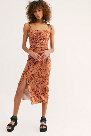Show Stopper Midi Dress by Free People