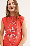 Thumbnail View 1: Camp Funtime Muscle Tee