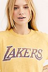 Thumbnail View 3: Washed Lakers Tee