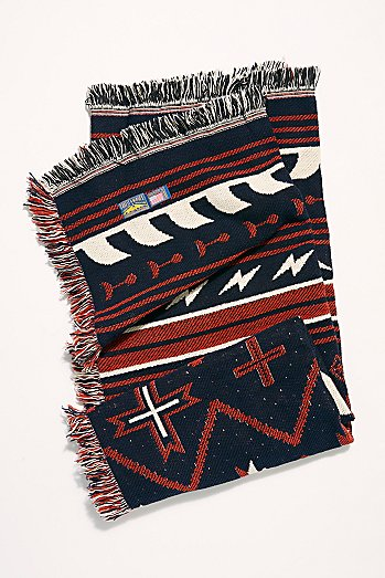 Topanga Red Tide Blanket