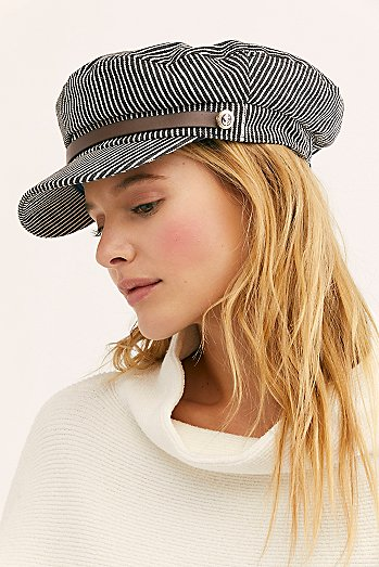 Riley Stripe Lieutenant Hat
