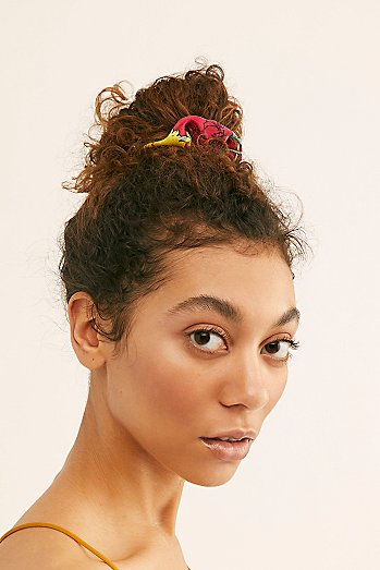 Desert Bloom Scrunchie