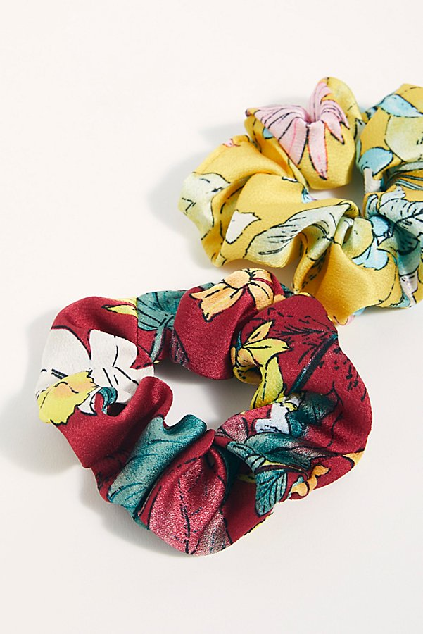 Slide View 2: Desert Bloom Scrunchie