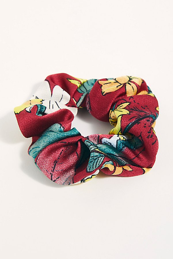 Slide View 3: Desert Bloom Scrunchie