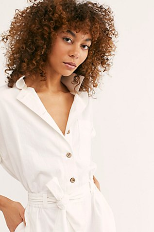 No Plans Playsuit by Free People