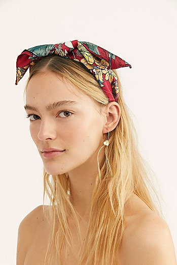 Palm Springs Tie Headband