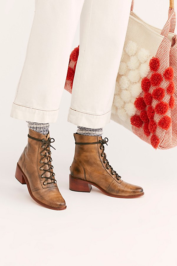 Slide View 1: Eberly Lace-Up Boot