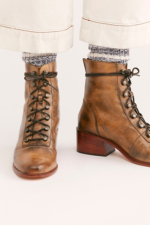 Slide View 3: Eberly Lace-Up Boot