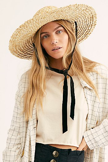 Dolce Sun Straw Hat