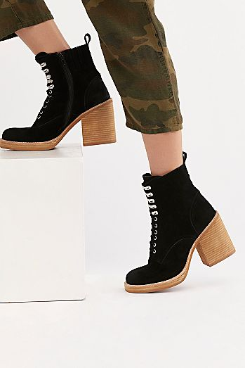 new product 0d933 6c8fc Fair And Square Platform Boots