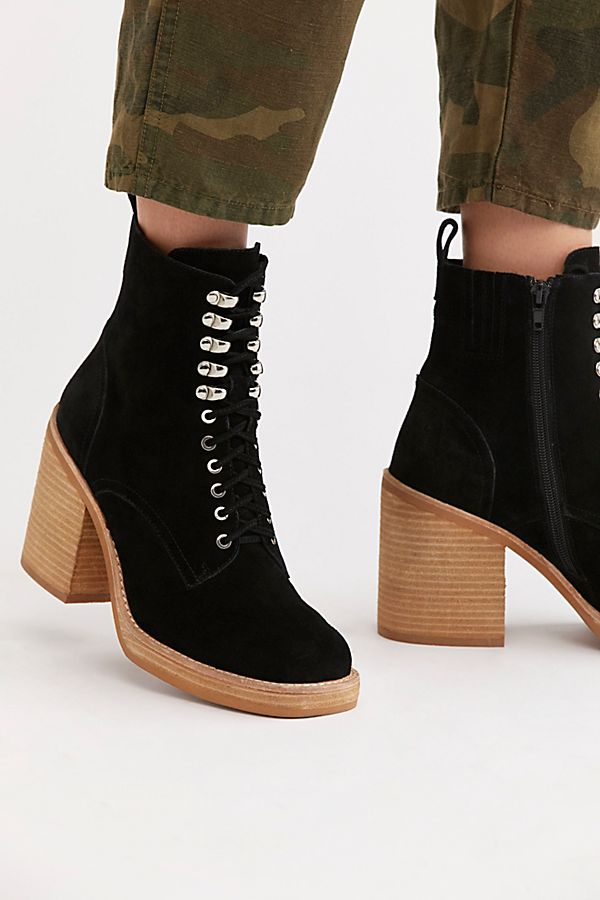 828ed6f690 Fair And Square Platform Boots