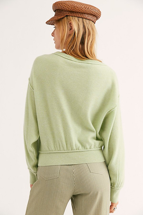 Slide View 3: Love Like This Cashmere Pullover